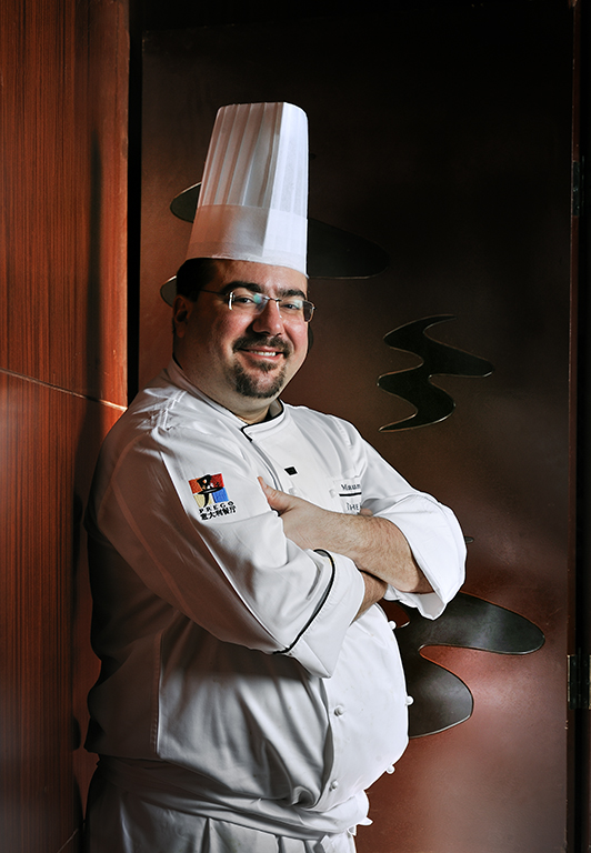 Chef Mauro Bellodi