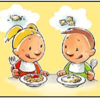Perché mangiamo: funzione dei vari principi nutritivi