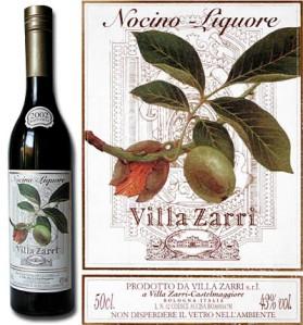 Nocino Villa Zarri
