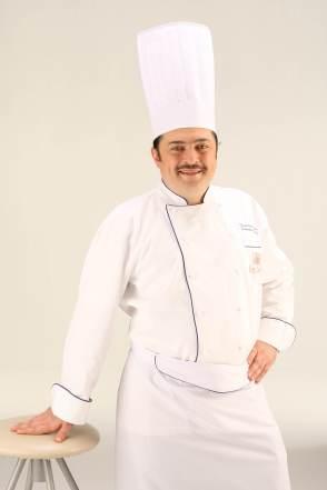 Chef Francesco Greco