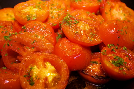 Tomato Half