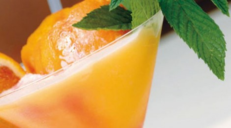 Liquore al mandarino - Cocktail