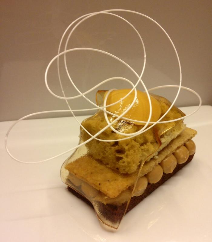 Dolce Spugna - Dessert al Piatto - Gabriele Trovato