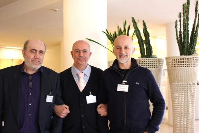 Fernando Pardini, Giorgio Dracopulos, Luca Bonci