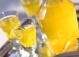 Liquore di cedro