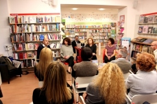 L'Ora del Patè a Livorno, La Sala della Libreria Feltrinelli