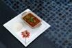 Grain fed lamb shank in mild apple curry
