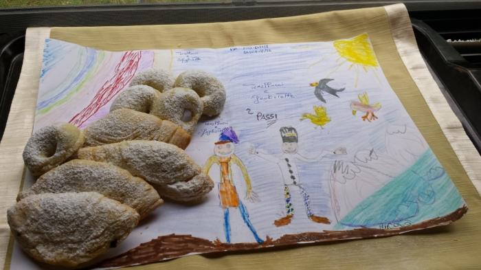 La Sfogliatella De.Co. di Villalfonsina e il Taralluccio di Casalbordino: un progetto imprenditoriale di uno chef e di un mastrofornaio per due dolci della tradizione abruzzese