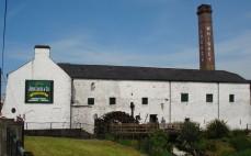 Whiskey irlandese - Esterno distilleria