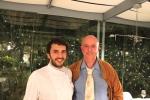 Lo Chef Marco Parillo e Giorgio Dracopulos