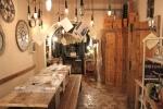 Taverna La Carabaccia a Bibbona (LI), L'Officina Vallini