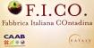 F.I.C.O. logo