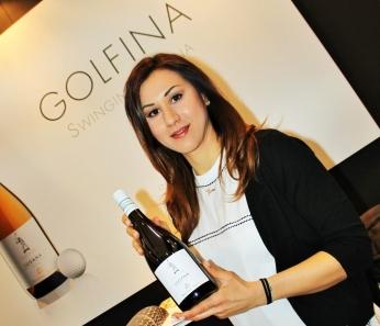 Presentazione in grande stile a Vinitaly 2015 per Golfina, l'ultima nata in casa Accordini Igino