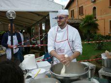 Produzione della Mozzarella