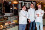 Platea a Madrid, gli Chef Marcos Morán, Paco Roncero e Pepe Solla