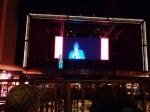 Platea a Madrid, il palcoscenico - Escenario. Foto di Giorgio Dracopulos