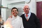Ristorante Punto MX a Madrid, lo Chef Roberto Ruiz e Giorgio Dracopulos