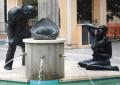 Monumento al tortellino- Castelfranco Emilia