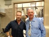 Ristorante il Locale a Firenze, Giacomo Corti e Giorgio Dracopulos. Foto di Giorgio Dracopulos Critico Gastronomico