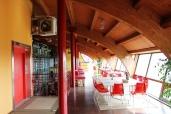 Tenuta del Buonamico, la Panoramica Sala Degustazioni. Foto di Giorgio Dracopulos