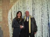 Tenuta Eleonora di Toledo. Lara Landi e Giorgio Dracopulos. Foto di Giorgio Dracopulos Critico Gastronomico