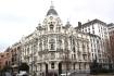 Ristorante El Club Allard, Madrid. Il Palazzo Casa Gallardo. Foto di Giorgio Dracopulos Critico Gastronomico