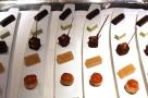 Restaurante Santceloni a Madrid in Spagna. Petit Fours. Foto di Giorgio Dracopulos Critico Gastronomico