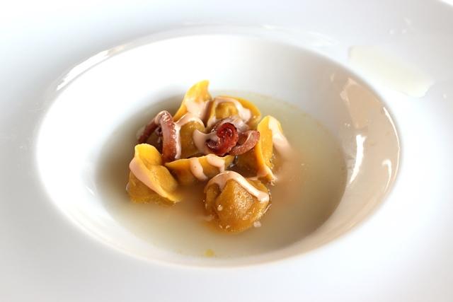 """Preparazioni magnifiche quelle del bravissimo chef Cristoforo Trapani al ristorante """"La Magnolia"""", del magico """"Hotel Byron"""" di Forte dei Marmi (LU)"""