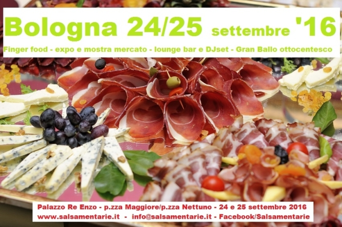 Festival dei salumi a Bologna