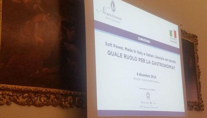 La gastro-diplomazia per affermare l'alimentare italiano nel Mondo